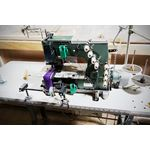 DFB-1412P 121 NEEDLE CHAINSTITCH MACHINE 2