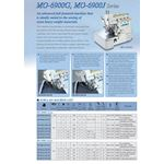 MO-6900J TOP FEED Industrial Serger / Overlock 4