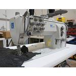 DURKOPP ADLER 867 Double Needle Walking Foot Sewing Machine
