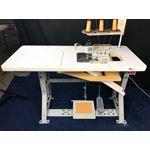 Juki MOR-2504N Industrial sewing machine