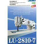 LU-2810S-7 Standard gauge Direct-drive, 1-needle 2