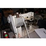 1291-1 AUTOMATIC POST BED NEEDLE FEED SEWING 2