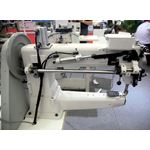 Heavy Duty Long Arm Lock Stitch Sewing Machine 4