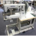 Heavy Duty Long Arm Lock Stitch Sewing Machine 2