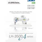 LH-3588A-7 Double Needle Lock Stitch Sewing 2