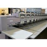 Embroidery Machine Model L 1211 TC-400 12 Heads 2
