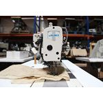 LH-1152-7 Double Needle Lock Stitch Industrial S-4