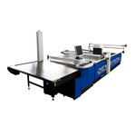 CNC FABRIC CUTTING MACHINE 2