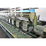TME-HC912 Embroidery Machine 12 Heads 4