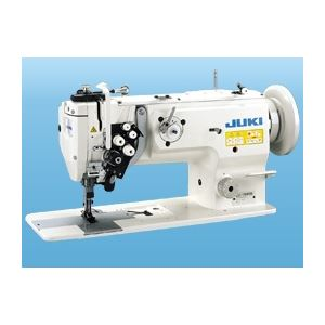 JUKI LU-1560N Industrial 2-Needle Walking Foot Sewing Machine