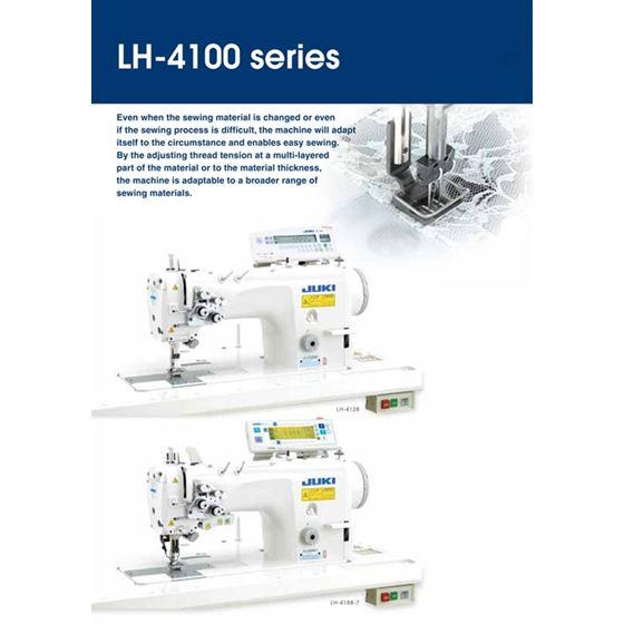 LH-4128-7 Needle Feed Lock Stitch Sewing Machine 4