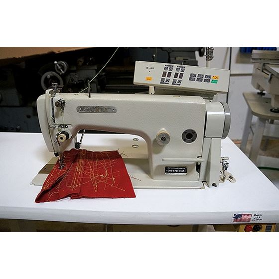 Automatic Needle Feed Sewing Machine 2
