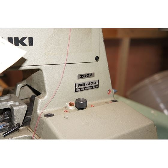 MB-372 Button Sewer Button Sewing Machine 4