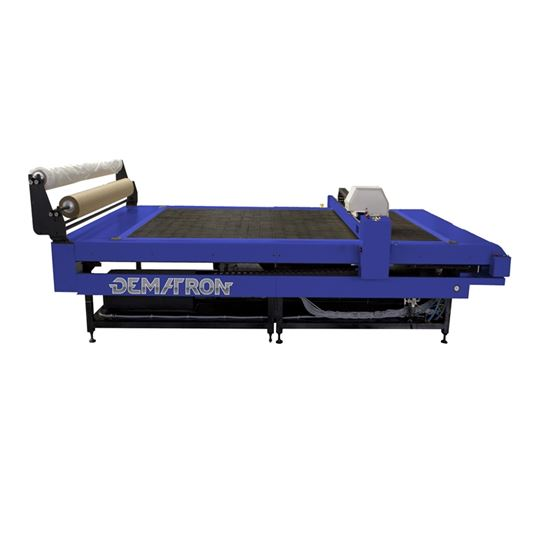 AUTOMATIC FABRIC CUTTING TABLE 4
