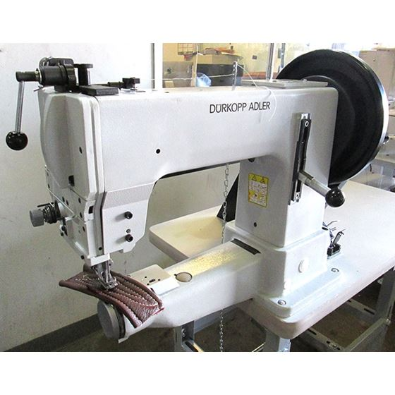 DURKOPP ADLER 205-370 LEATHER SEWING Heavy Duty Walking Foot Sewing Machine