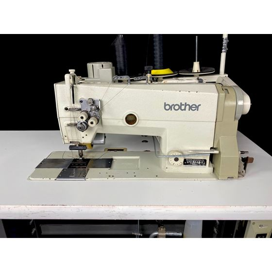 two needle industrial sewing machine