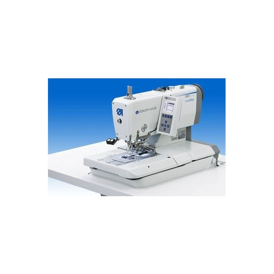 DURKOPP ADLER 580-341-01 Automatic Double-Chainstitch Buttonhole Sewing Machine