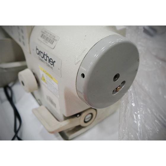 FULLY AUTOMATIC SINGLE NEEDLE SEWING MACHINE 2