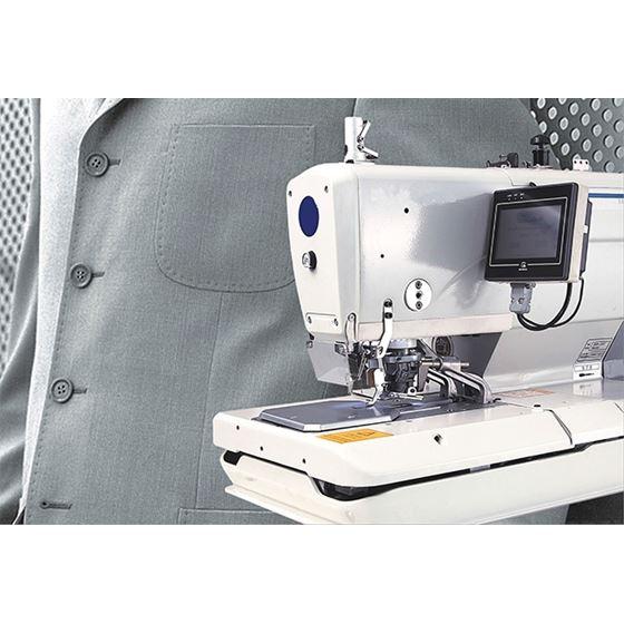 JK-559 Electronic Keyhole Eyelet Button Hole 2