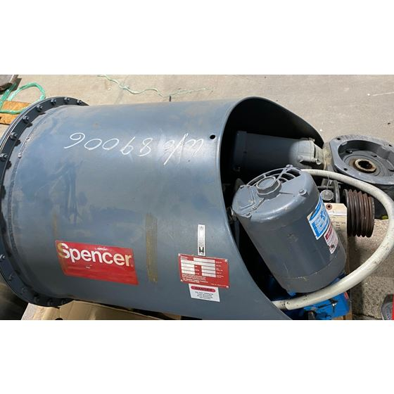 Used Gerber Vacuum 03