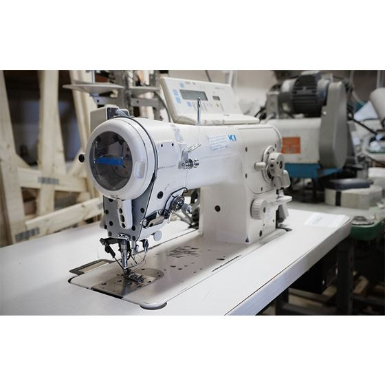 LZ-2280-7 Automatic Zig Zag Industrial Sewing 4