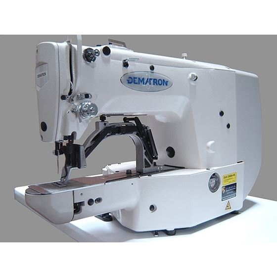 Electronic Bar Tacker Bar Tack Sewing Machine DEMATRON DLK-1900A-HS1