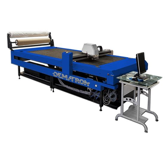 AUTOMATIC FABRIC CUTTER 2
