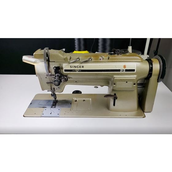 singer double needle sewing machine