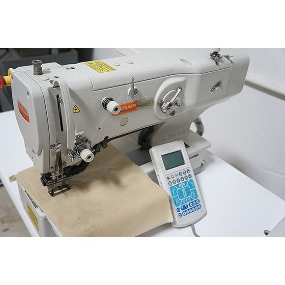 BH790 ELECTRONIC LOCKSTITCH BUTTON HOLE SEWING 2