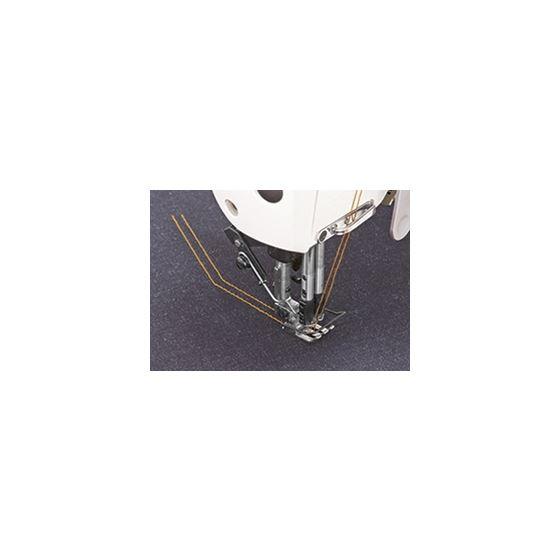 LH-3568A Semi-dry-head, 2-needle, Lockstitch 2