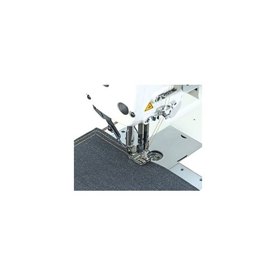 LH-4168-7 Double Needle Lock Stitch Sewing 2