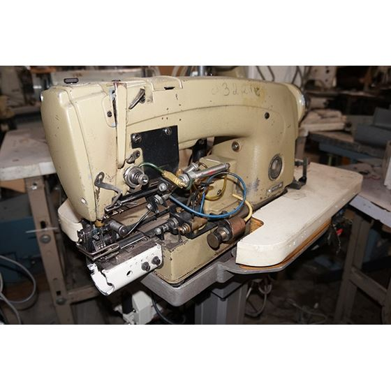 63900-2 AUTOMATIC BOTTOM HEMMER FOR JEANS 2