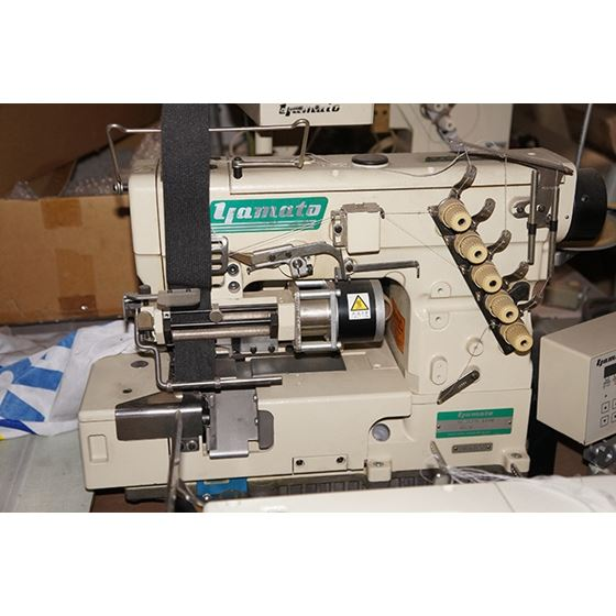 VF 2529 Automatic Coverstitch Machine 2