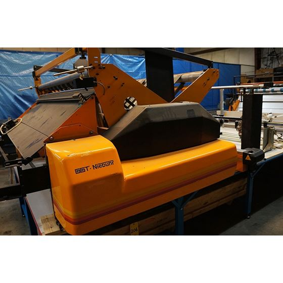 SYNCHRON 757 AUTOMATIC SPREADING MACHINE 2