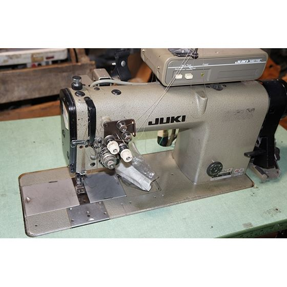 LH-1152-5 Automatic Double Needle Sewing Machine 2