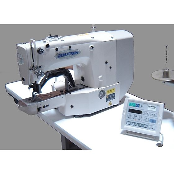Electronic Bar Tacker Bar Tack Sewing Machine 2