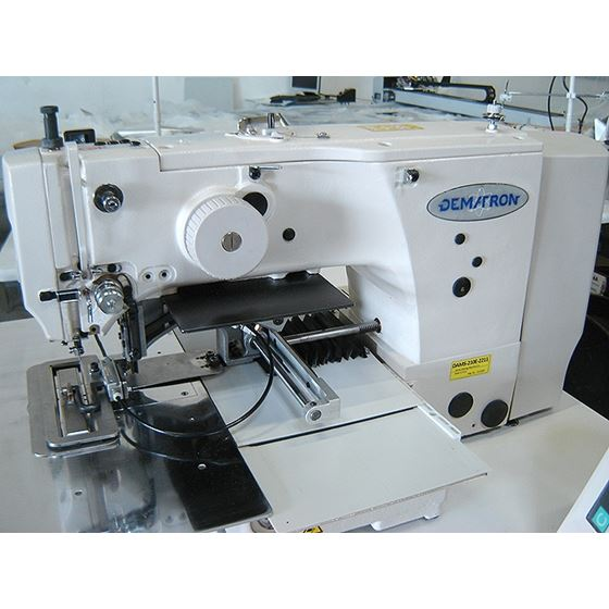 DMS-210E-2211 Programmable Pattern Sewing 4