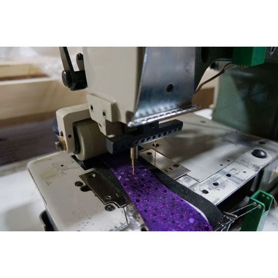 DFB-1412P 121 NEEDLE CHAINSTITCH MACHINE 4