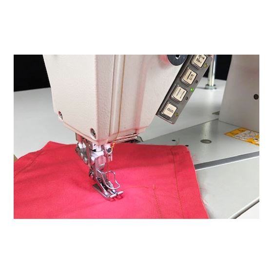 Durkopp adler double needle chain-stitch for suits