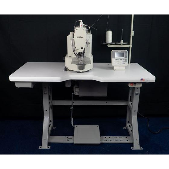 Brother bartacker sewing machine
