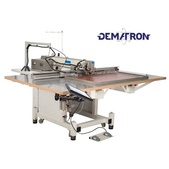dematron dxp-1060 programmable sewing machine