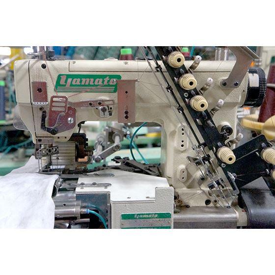 VC 3845 Automatic Coverstitch Machine 2