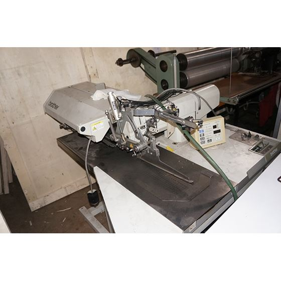 AUTOMATIC POCK WELT MACHINE 2