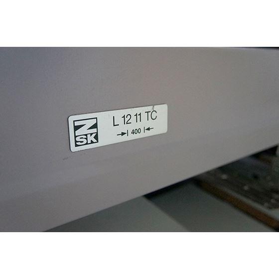 Embroidery Machine Model L 1211 TC-400 12 Heads 4