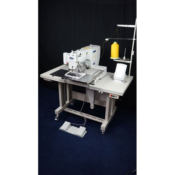 programmable sewing machine