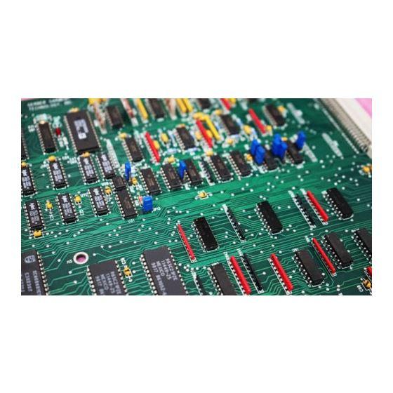 Cutter Parts MCC Circuit Board 2