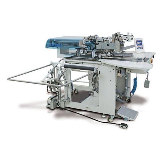 JUKI APW-895 Lockstitch, Automatic Welting Machine