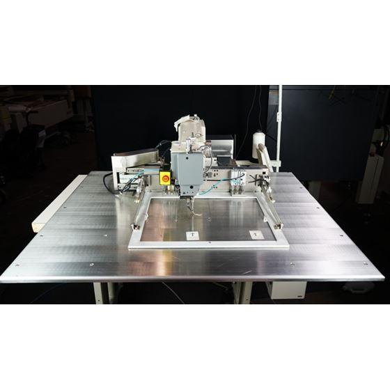 DPLK-4030 Programmable Sewing Machine 400mx300m 3