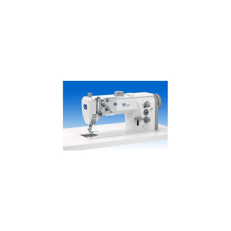 667-180010 New M-Type Flat-Bad Sewing Machine