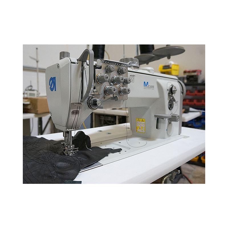 867 Double Needle Walking Foot Sewing Machine